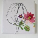 mini tulp met bloem