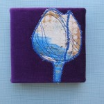 mini tulp paars